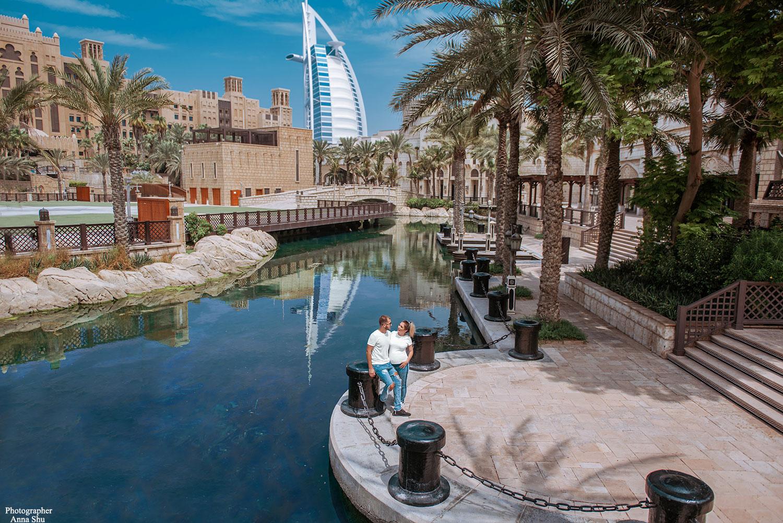 лучшие места для фото в Дубай