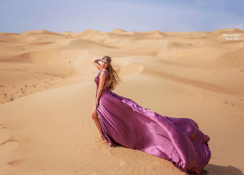 дюны в дубае